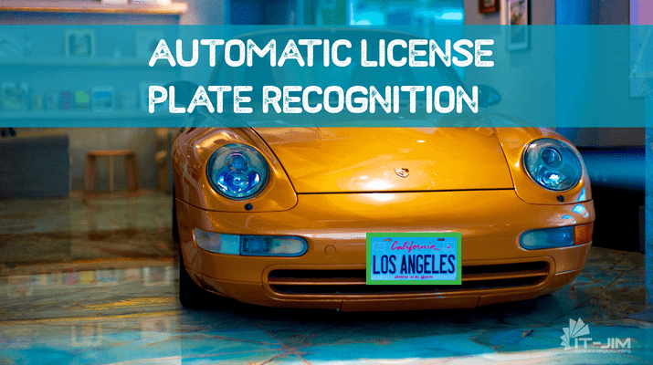 Automatic number plate recognition (ANPR) systems