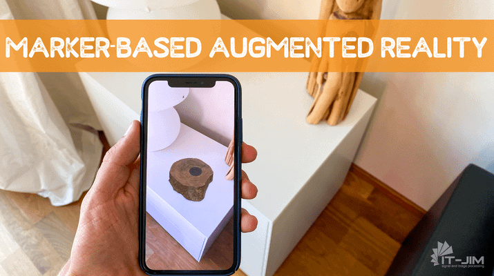 Marker-Based Augmented Reality