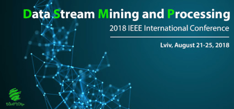 Data Stream Mining & Processing Conference – 2018
