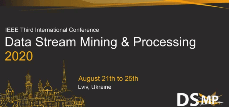 Data Stream Mining & Processing Conference – 2020
