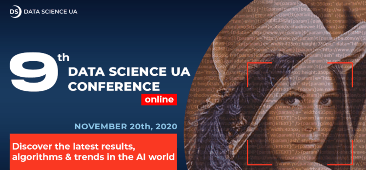 9th DataScienceUA Conference