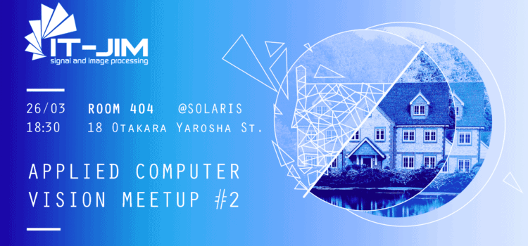 Applied computer vision meetup #2