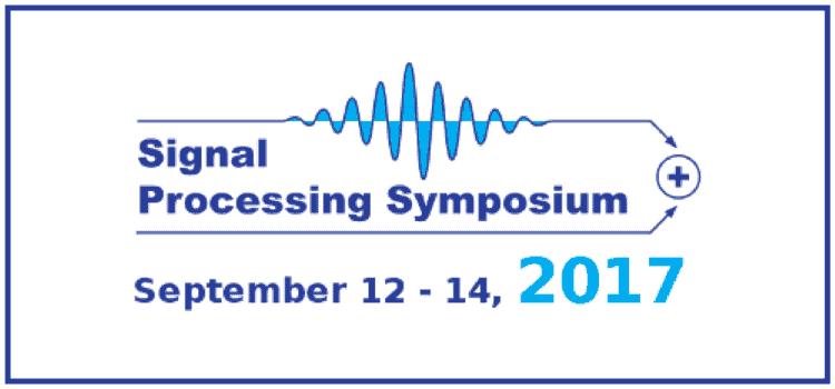 Signal Processing Symposium – 2017
