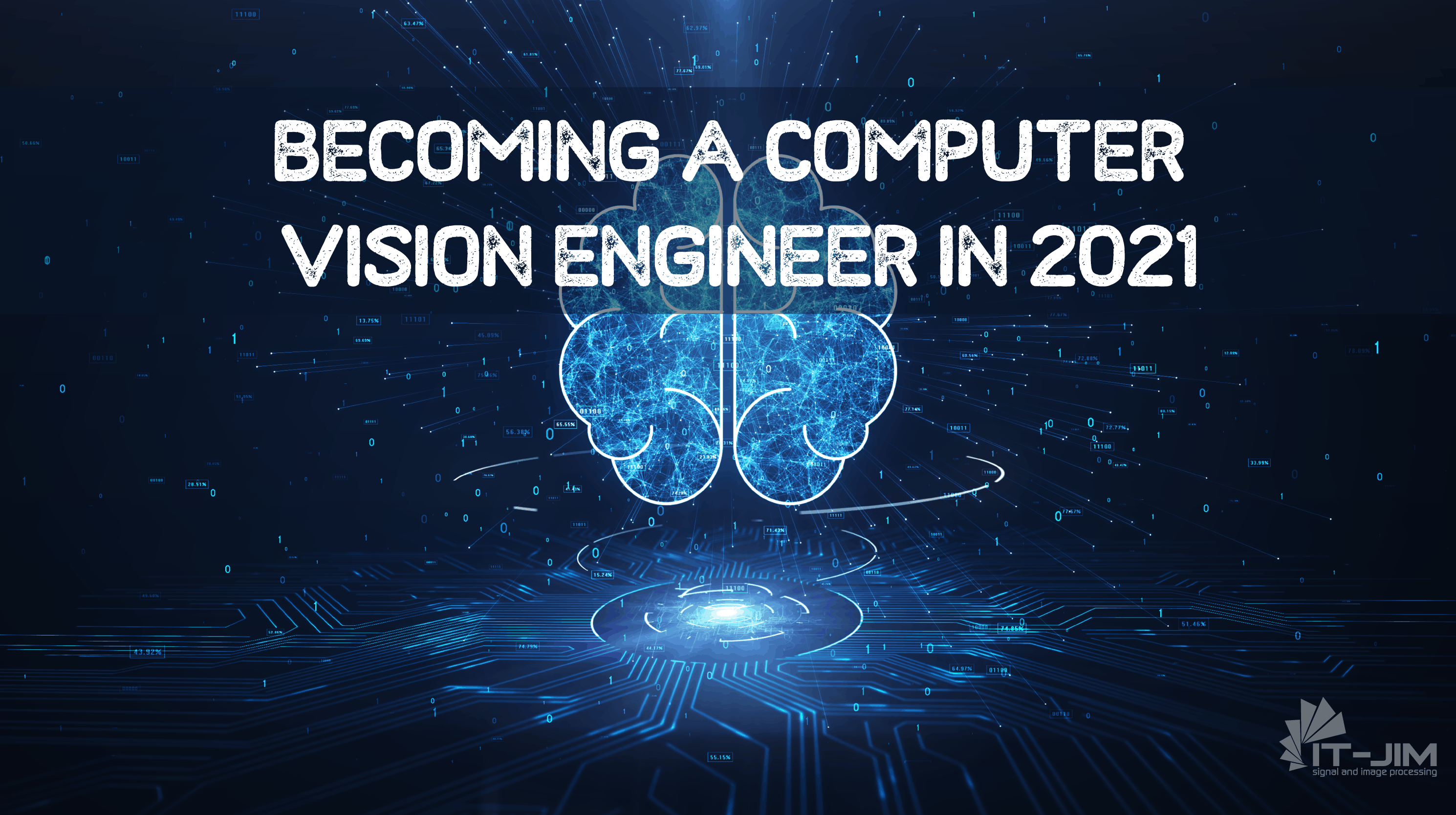 Becoming a Computer Vision Engineer in 2021