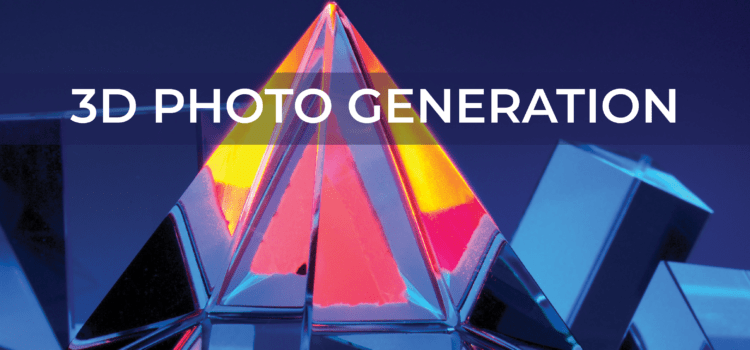 3D Photos and View Generation
