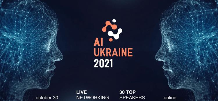 AI Ukraine Online Conference 2021