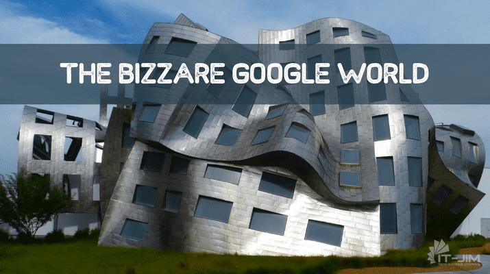 The Bizarre Google World: Bazel, ProtoBuf, and More